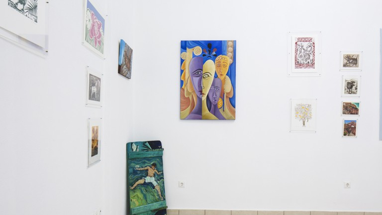 Kivo Art Gallery, Skiathos