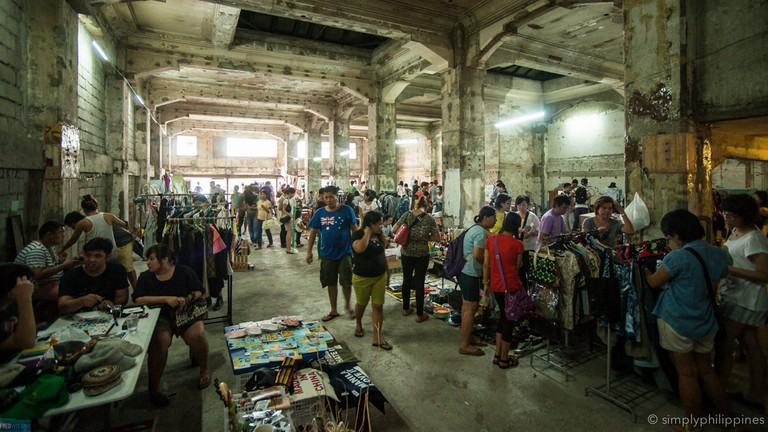 Market at First United Building