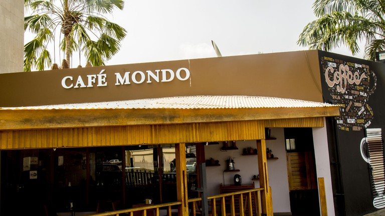 Cafe Mondo, Accra | Courtesy of Cafe Mondo, Accra
