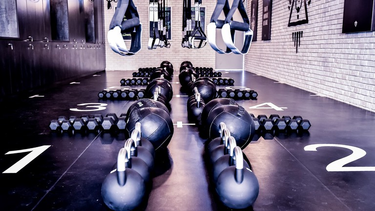 A new revolution in gyms