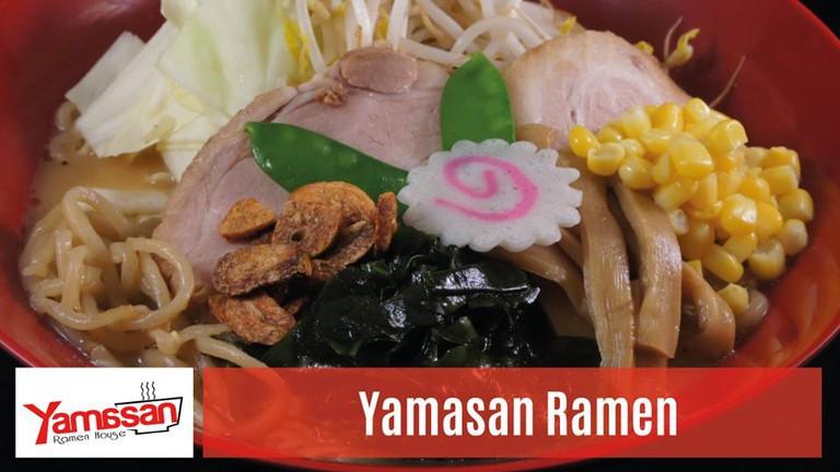 Ramen | Courtesy of Yamasan Ramen House