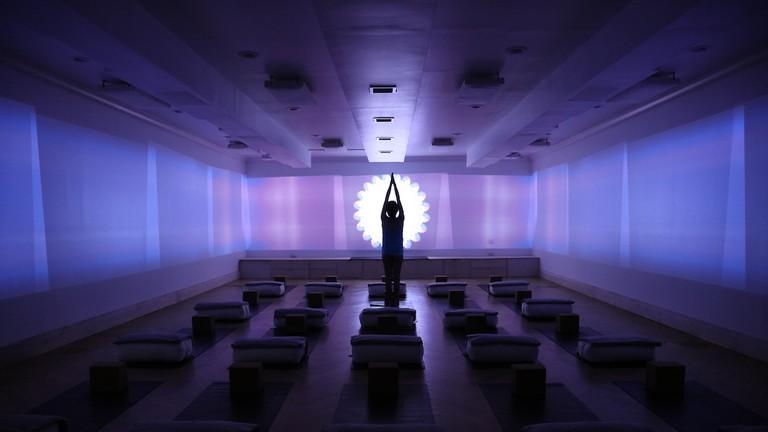 Woom Center, Yoga