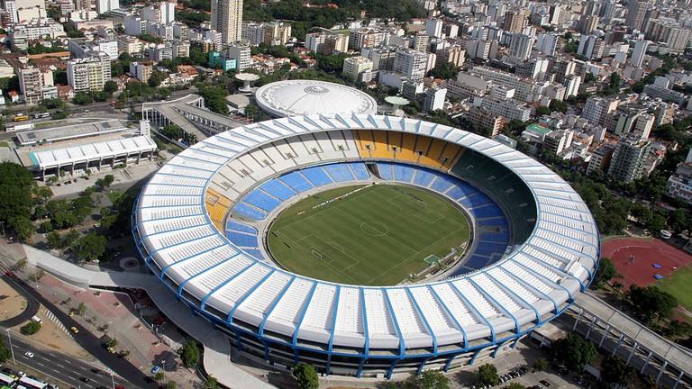 Maracana |© Pedro Lopez/WikiCommons