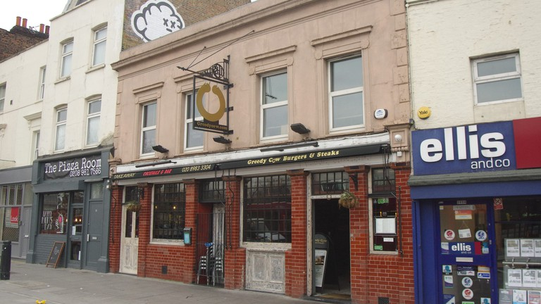 Greedy Cow was a former pub