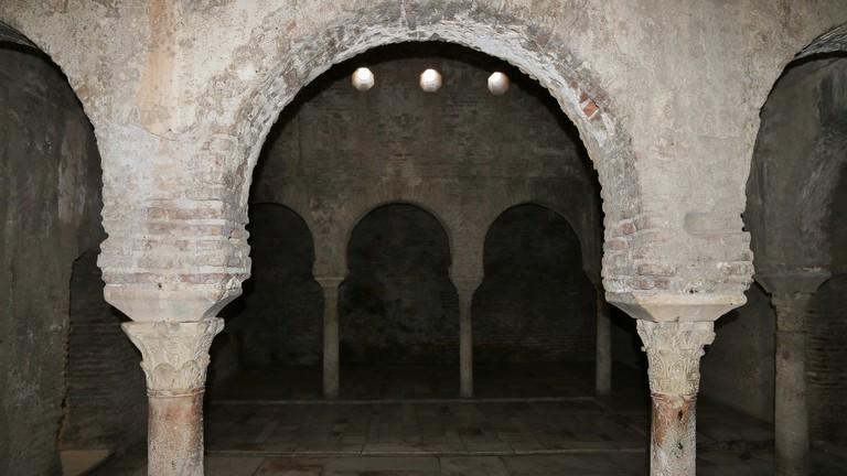 Granada's Banuelo –the oldest surviving Arabic baths in Spain
