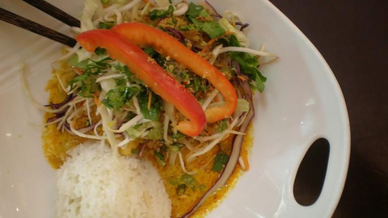 Tastey Vietnamese cusine at Hamy Café