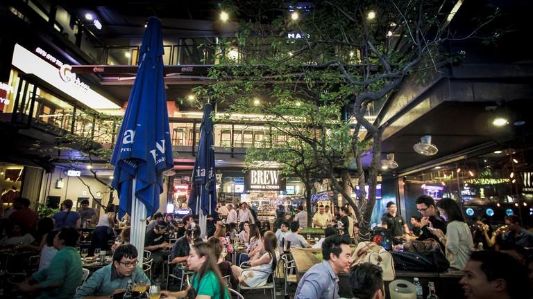 BREW - Beers & Ciders Sukhumvit Soi 11, Bangkok