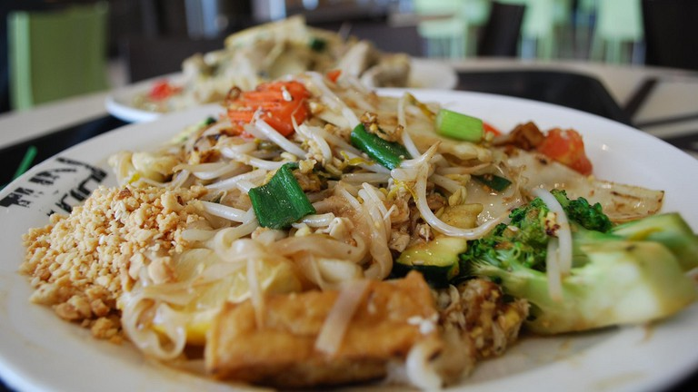 Phad Thai is a winning dish