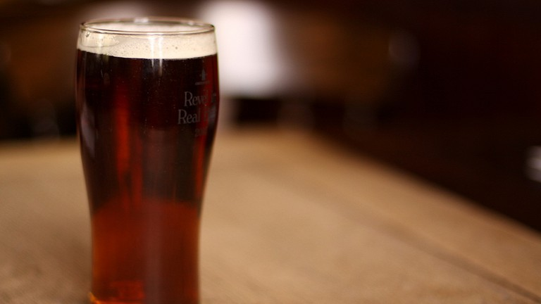 Make time for a quiet pint