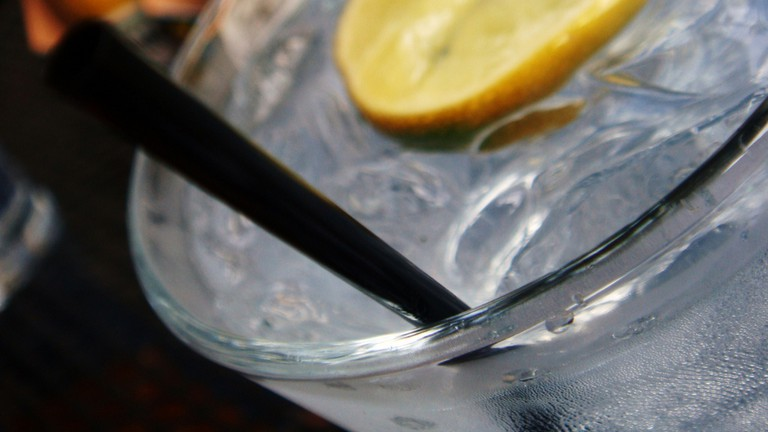 Drop by for gin and great food