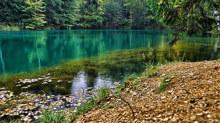 Colourful Lakes