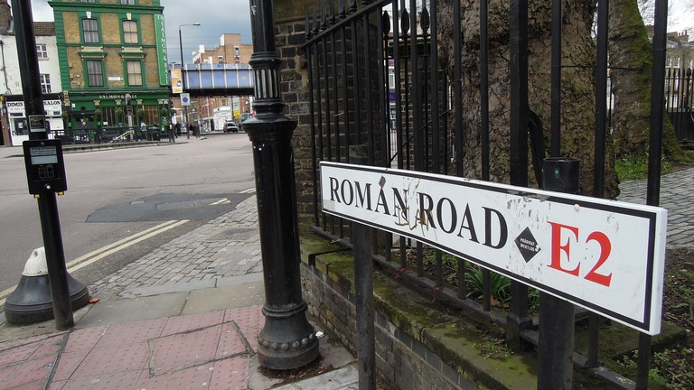 Find Muxima on Roman Road
