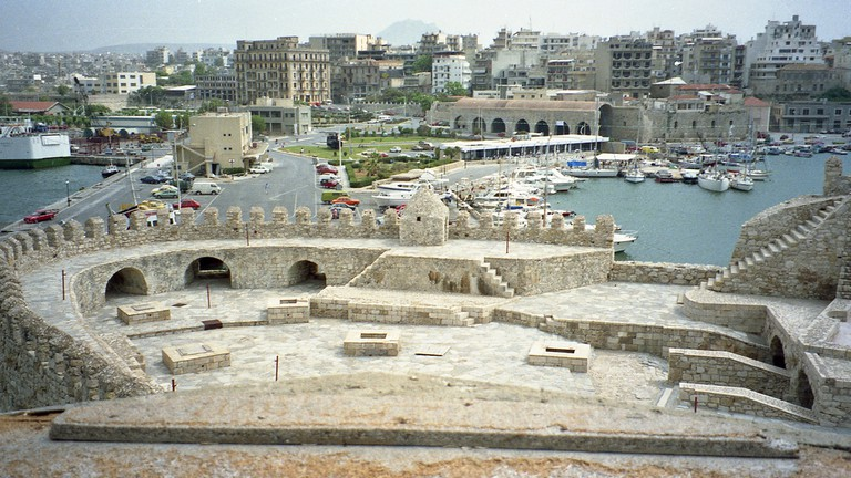 Koules Fortress, Heraklion, Crete, Greece