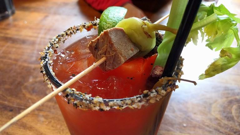 Canadian Specialty: Caesars