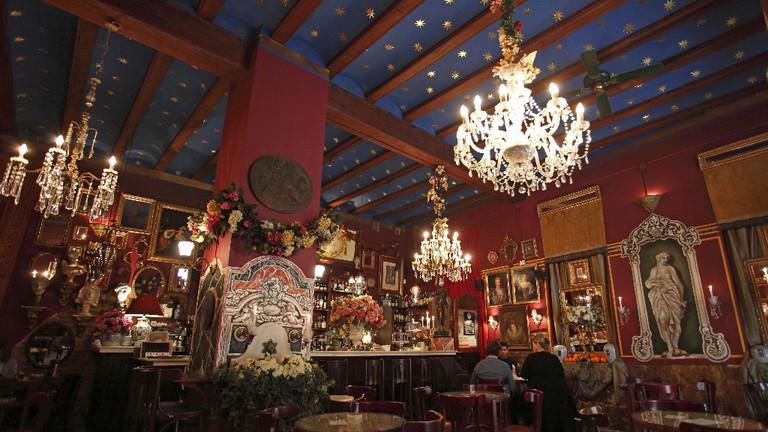 Cafe de las Horas, Valencia. Photo courtesy of Valencia Tourism