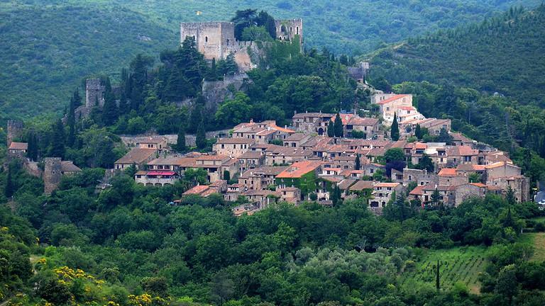 Chateau de Castelnou