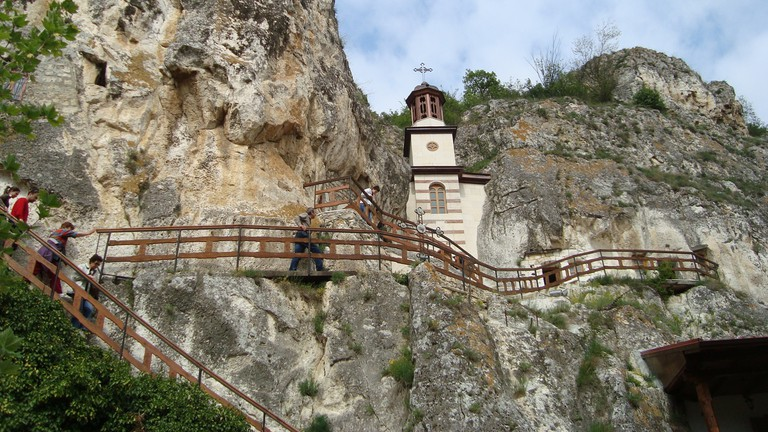 Ivanovo Rock Monasteries