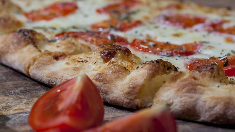 La Pizza del Sortidor Poble Sec, Barcelona
