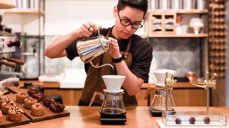 Coffeewerk + Press   © Nathalie Marquez Courtney/Courtesy of Coffeewerk + Press