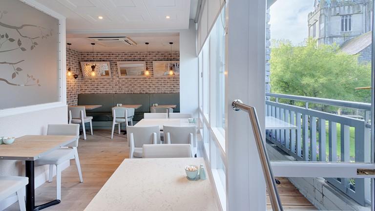 Caprice Cafe, Galway   © Kelvin Gillmor/Courtesy of Caprice Café
