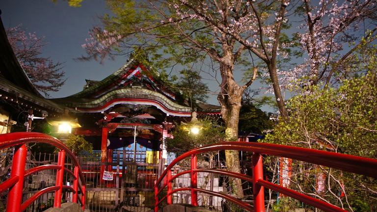 Shrine to Benzaiten in Inokashira Park