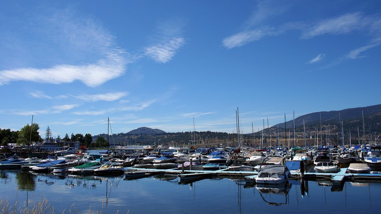 Kelowna's Waterfront