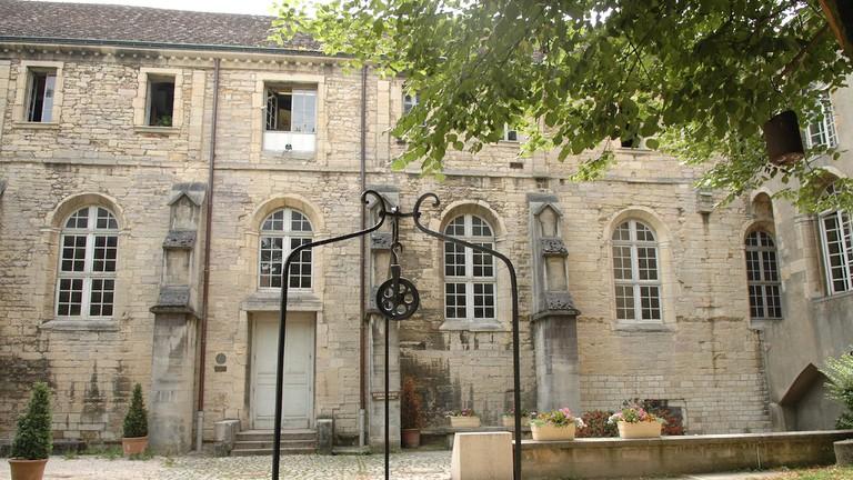 Archeology Museum in Dijon