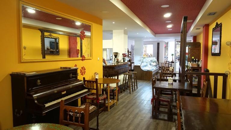 El Piano restaurant, Granada