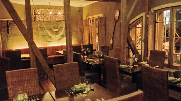 Salon 2 courtesy of Peumayen Ancestral Food
