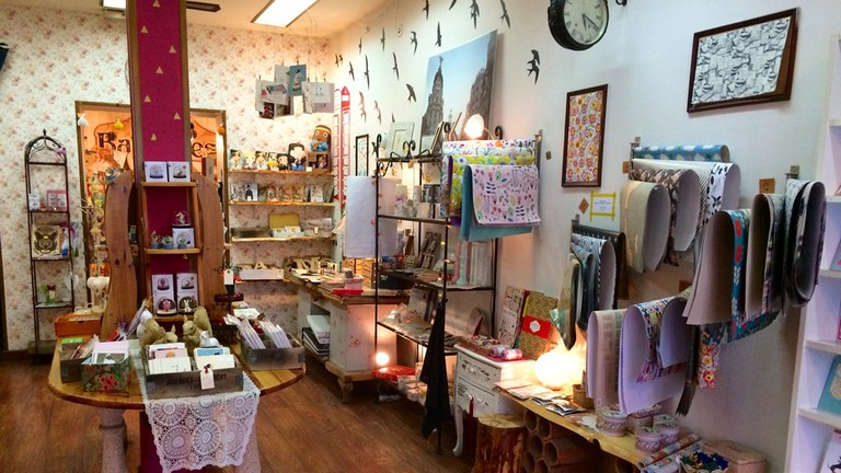 Stop into The Nest Boutique