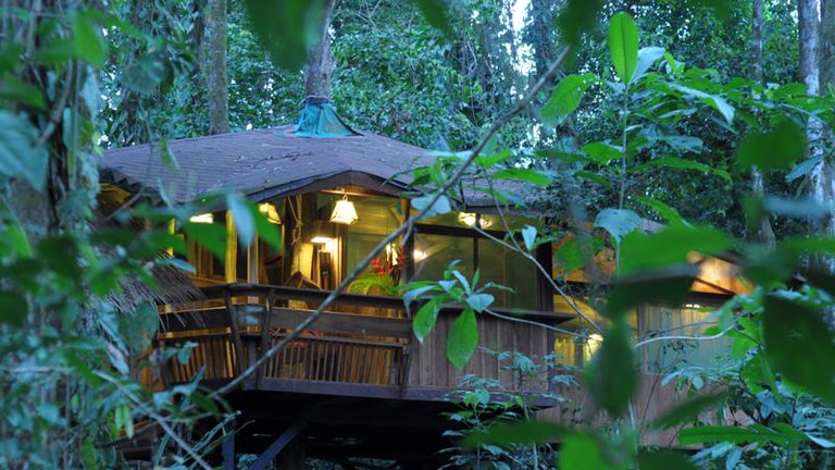 Bunk up with nature at Costa Rica Tree House Lodge