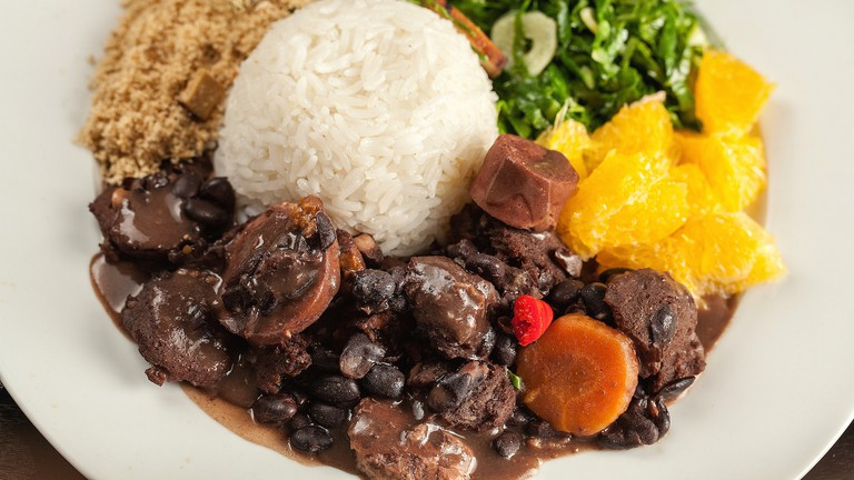 Vegetarian Feijoada at Vegan & Co.