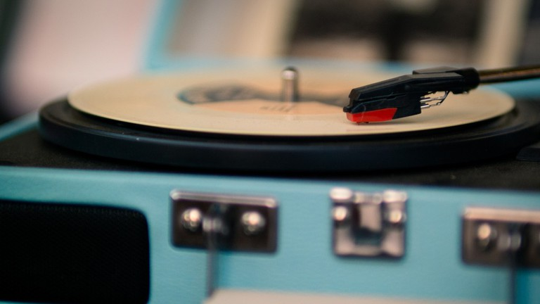 Find vinyl records, used furniture, and more at Mom N Pop Antiques