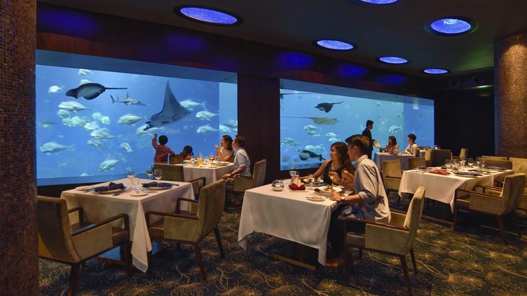 Ocean Restaurant by Cat Cora, Singapore