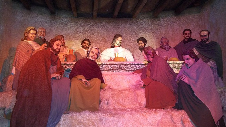 Meet Jesus at Tierra Santa