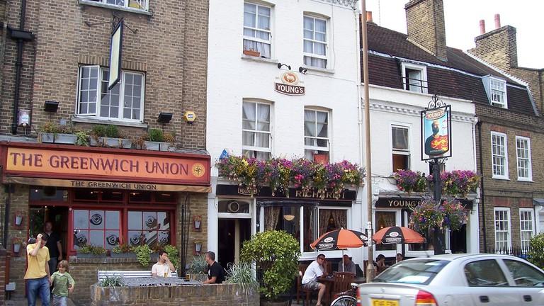 Richard I pub