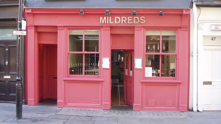 Mildreds Kings Cross, London