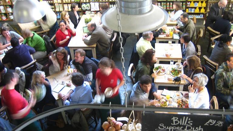 Bill's Holborn Restaurant, London