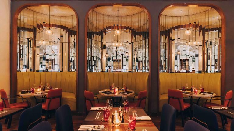 Ginett Restaurant & Wine Bar, Singapore