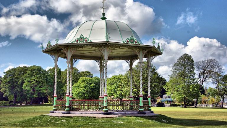 Duthie Park Bandstand