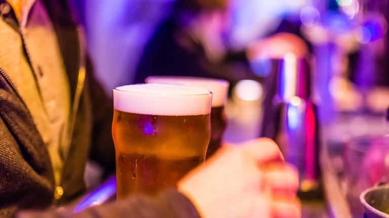 Beer in Paris