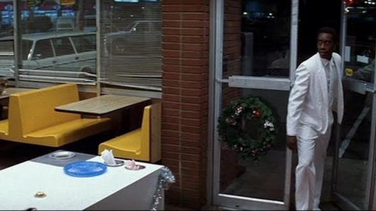 Buck just wanted a dozen doughnuts