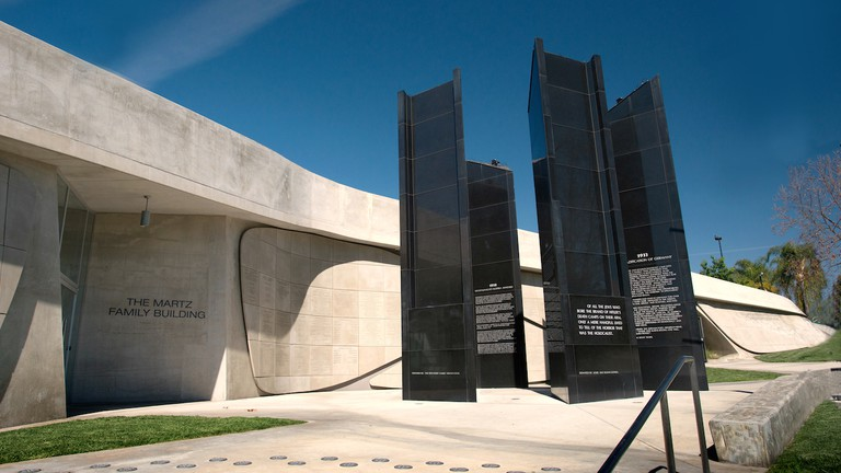 The Los Angeles Museum of the Holocaust