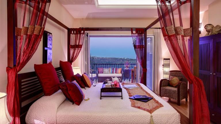 Mandara Suite at Marbella Heights Hotel; Wayne Chasan (courtesy of Marbella Heights Hotel)