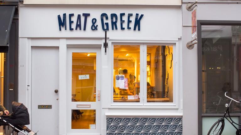 Meat & Greek, Amsterdam