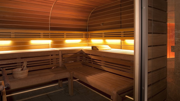 Sauna at Klay