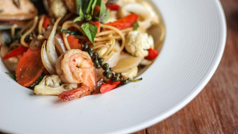 Spaghetti | © postchiangmai0/Pixabay
