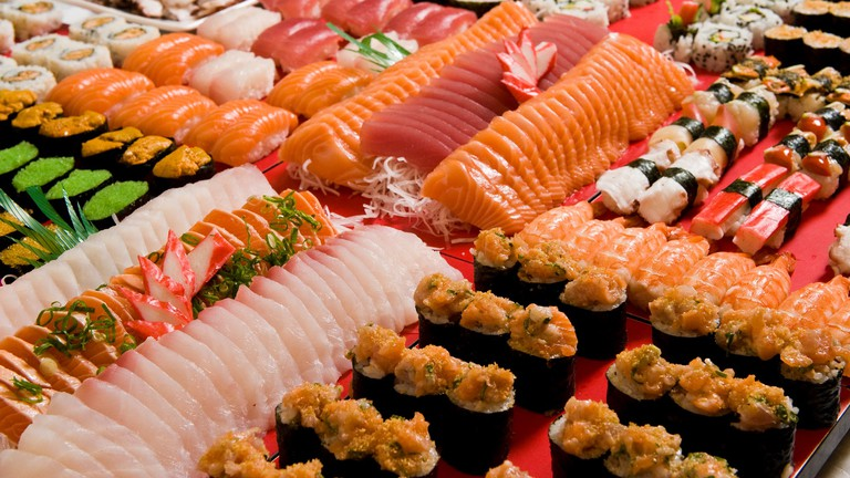 Sushi Isao in São Paulo