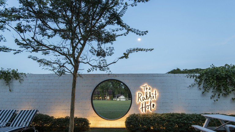 The White Rabbit, Singapore