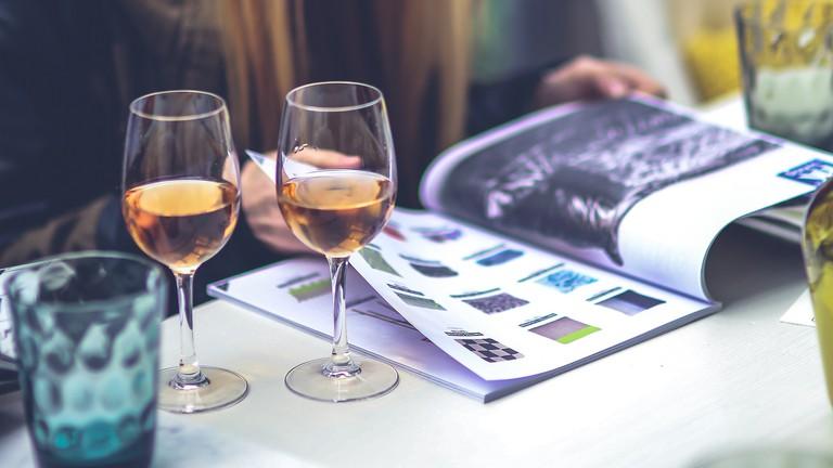 Wine │© Kaboompics / Pexels
